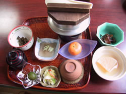 Kama-meshi Lunch Set Meal