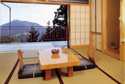 Nanzan-so Guest Rooms