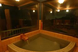 Public Baths with Views